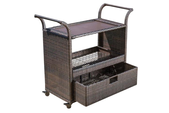 Kerwin Patio Bar Cart