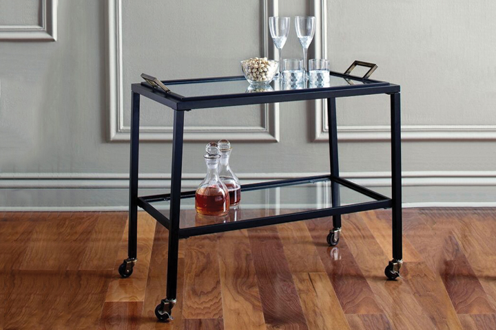 Parched 6 Home Bar Carts You Should Own