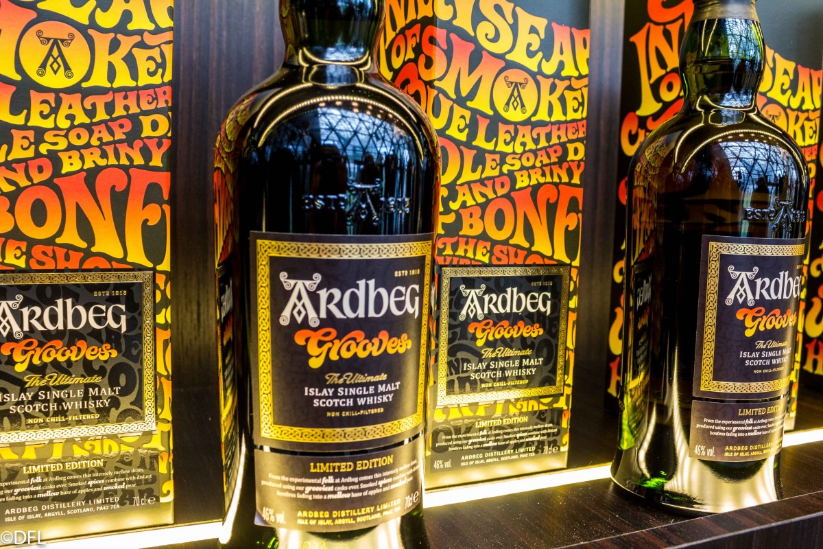 PARCHED | ARDBEG EMBASSY