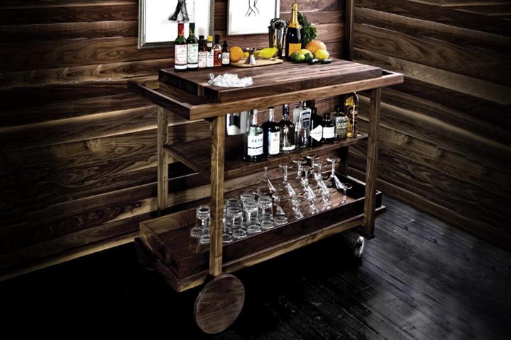 Bar Cart No 1